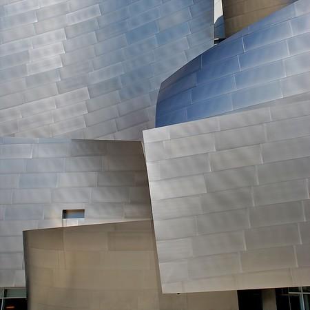 Walt Disney Concert Hall LA CA