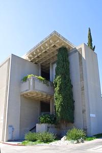 Barnsdall Art Park Los Feliz LA CA 2010