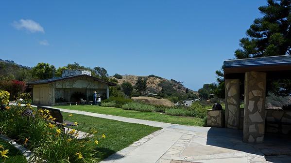 Wayfarer's Chapel Palos Verdes CA