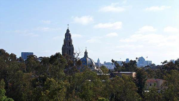 El Prado Balboa Park San Diego CA