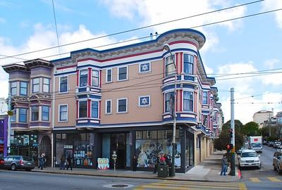 Haight-Ashbury San Francisco CA