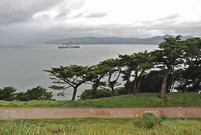 Golden Gate San Francisco CA