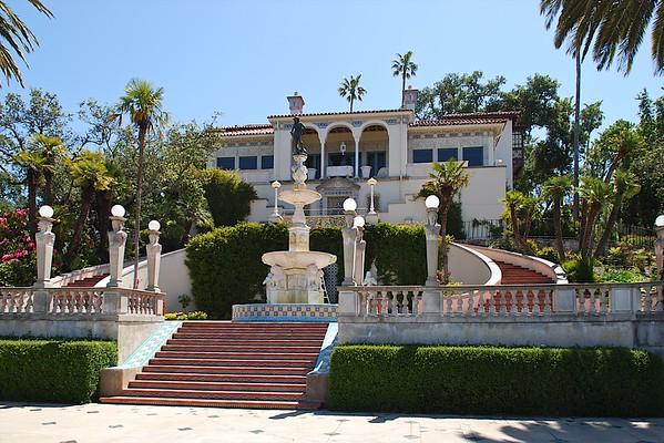 Hearst Castle San Simeon CA