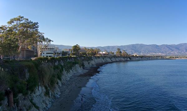 UCSB Lagoon Road Goleta CA