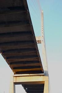 Talmadge Memorial Bridge Savannah GA