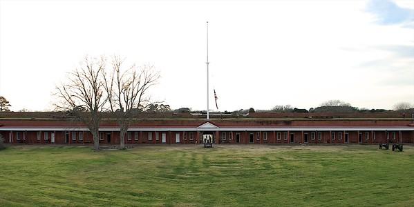 Fort Pulaski Cockspur Island GA