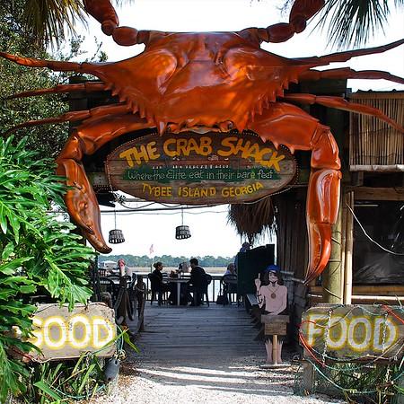 Crab Shack Tybee Island GA