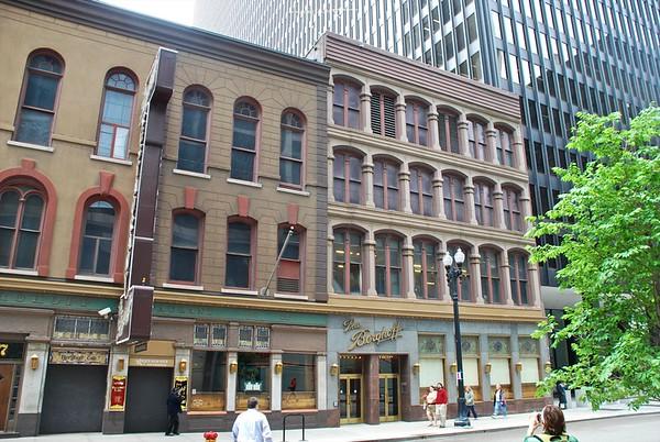 CAF Historic Skyscraper Walking Tour Chicago IL