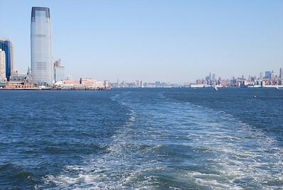 Hudson River Statue Cruises