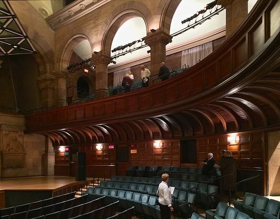 Richardson Auditorium / Alexander Hall Princeton University NJ