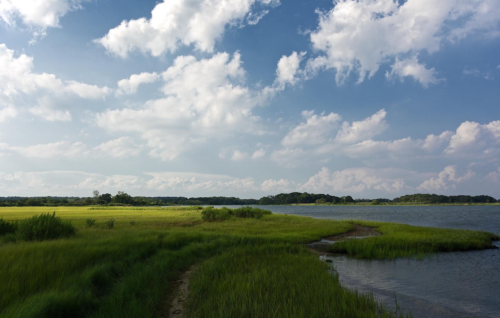 Narrow River Beach Orient Long Island NY