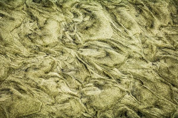Tortured Sand Formation