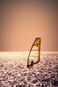 Wind Surfing at Pamlico Sound #4
