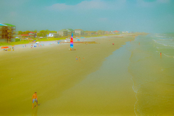 Beach Scene #3