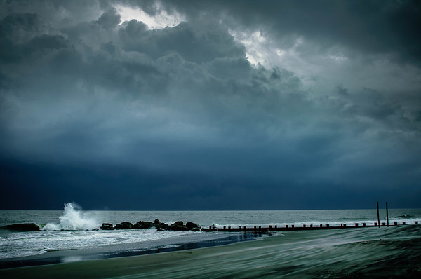 Storm at Folly Beach #3