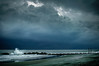 Storm at Folly Beach #3