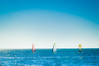 Wind Surfing at Pamlico Sound #1