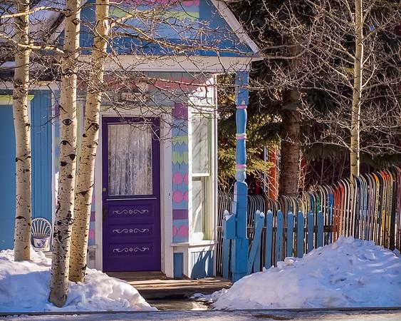 """Leadville """"Ski"""" House"""