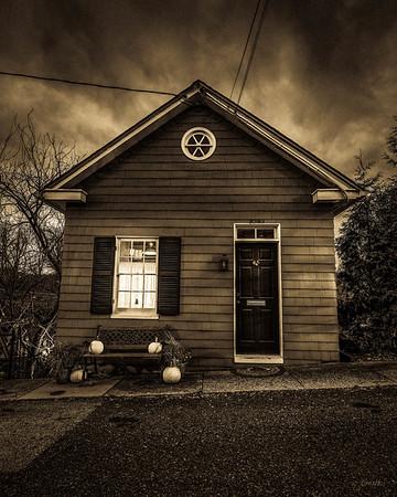 8343 Court Ave., Antique Tone