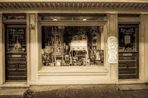 Atttic Antiques 'N' Things
