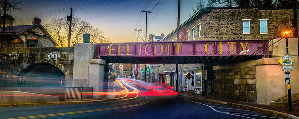 Ellicott City Railroad Bridge