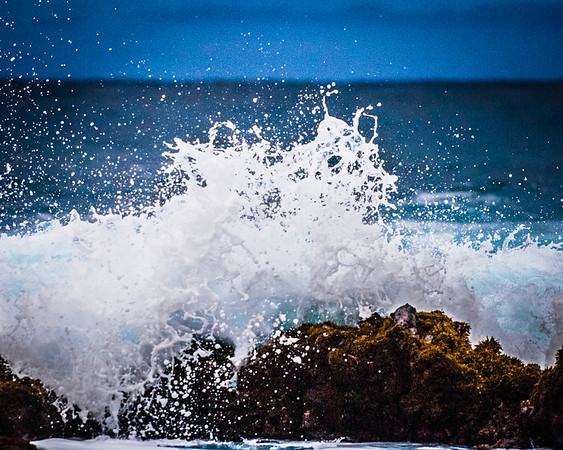 Splatting Wave