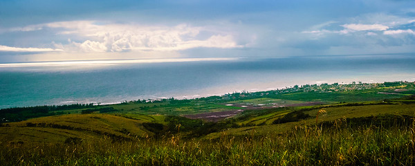 Overlooking Kekaha