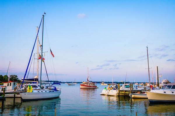Harbor at Saint Micheals #3