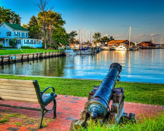 Harbor at Saint Micheals #1