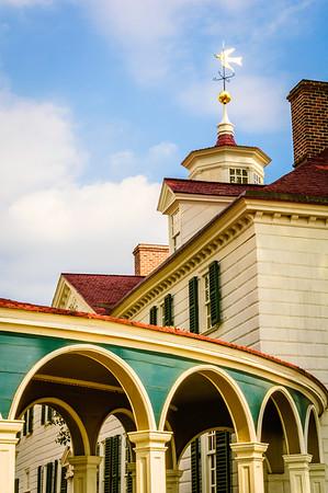 Mt. Vernon Architecture