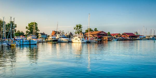 Harbor at Saint Micheals #2