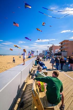 Ocean City Board Walk