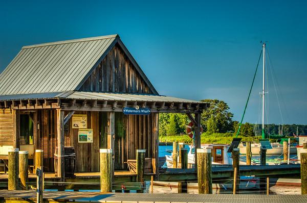 Waterman's Wharf