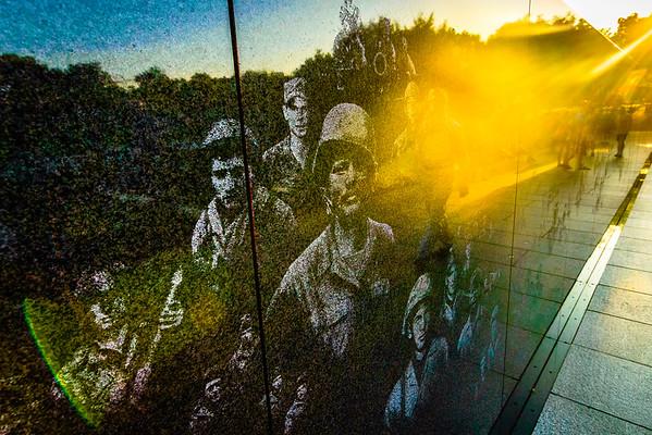Korean War Memorial #4