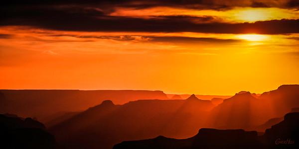 Lipon Point Sunset #1
