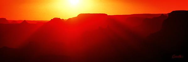 Lipon Point Sunset #2