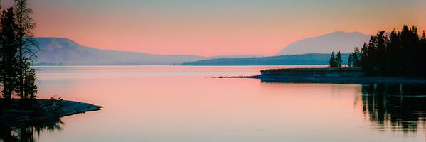 Yellowstone Lake #2