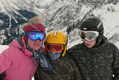 2010-02 Skiing in Austria