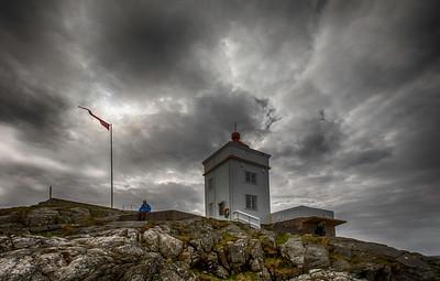 Ryvarden Fyr, Sveio, Hordaland
