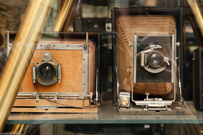 Photographe d'aujourd'hui et d'autrefois