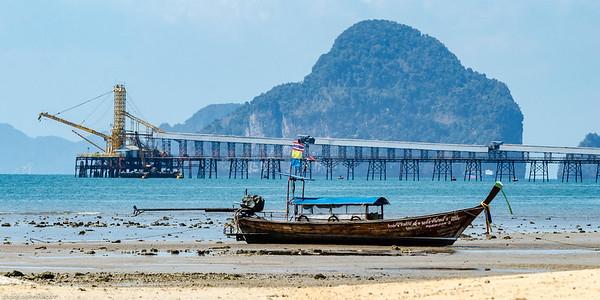Long Tail, Low Tide (Thaïland)