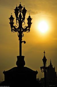 Soleil de Moscou