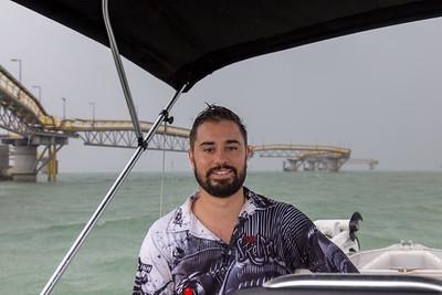 Wet Season Fishing