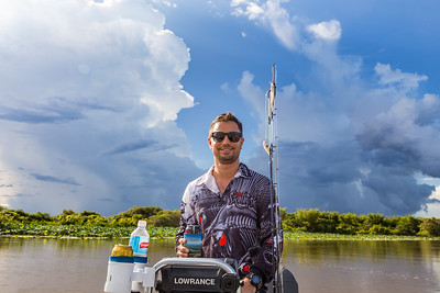 Fishing and Storm Chasing!