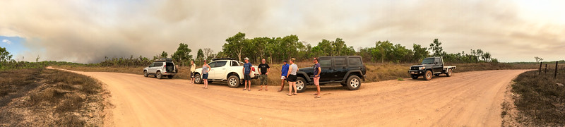 First Storm Chase for 2014