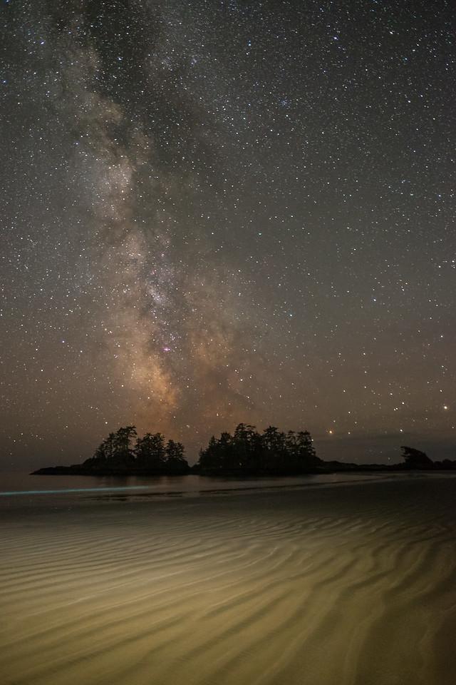 Tofino Milky Way