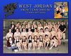 West Jordan Swim Team 2005-06 Captains