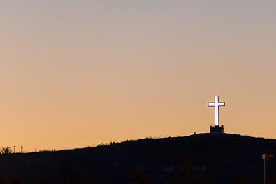 Holy Land Cross, Waterbury, CT