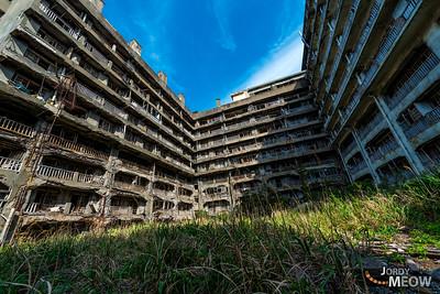 Gunkanjima: Block 65