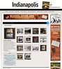 "This is the Press Release for the Indiana, Naturally Exhibit at the Airport!  My Image titled ""Devil's Backbone"" is seen in the image of the case in Concourse B!  My image titled ""Majestic Path Aglow"" is seen in the case on the left side of the image looking back towards the check in counters! Click this link to see the online release and larger image file! <a href=""http://www.indianapolismonthly.com/photopages/Photos.aspx?AlbumID=153150"">http://www.indianapolismonthly.com/photopages/Photos.aspx?AlbumID=153150</a>"